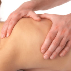 Back, Neck & Shoulder Massage - Healing Touch, Bournemouth